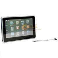 4.3 inch best gps antenna - 4 GPS and GB MP3 MP4 FM function Best Selling Car Gps Navigation