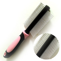 Multifunction Practical Pet Needle Comb Double- Sided Comb