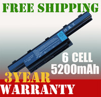 Wholesale New laptop Battery cell for ACER Aspire AS10D31 AS10D3E AS10D41 AS10D51