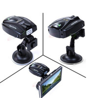 Gps Navigator bands dvd - Full Bands Car Radar Laser Detector For Usage with Any GPS Navigation Player support Russ