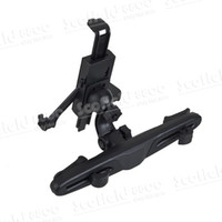 Wholesale Adjustable Car Mount Holder Pillow Headrest Stand Bracket for inch Tablet PC iPad2 iPad3