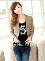 Wholesale Hot Sale one s morality short fur women jacket pu leather fashion ladies jacket Y40