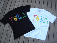 Wholesale Tisa T Shirt Cheap Youth Boy s Tshirt Fashion Street Hip Hop T Shirt Men s leisure T Shirt