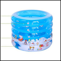 Wholesale inflatable swimming pools for kid plastic swimming pool cm YC60A