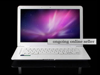Wholesale 22014new AirBook Laptop PC inch D425 GHz GB GB Win7 OS WiFi Camera Laptops Computer quot Notebook black and white