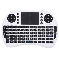 Wholesale K08 Rii GHz Mini PC Wireless QWERTY Keyboard Mouse Touchpad Remote Game Controller