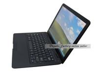Wholesale Laptop PC AirBook D425 GHz GB DDR3 GB Win7 OS quot Laptops Computer Black Color