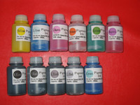 Wholesale 11 color set Water based pigment printer ink for Epson pro Printer