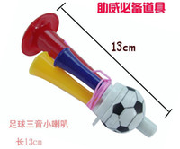Wholesale free shipp cheerleading ball game cheer Games horn pom Olympic Games cheers cheerleader cm