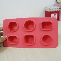 New Fashionable and Style Silikon Ice Mould Diamond Ice Case