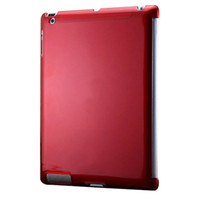 For ipad2 Smart Crystal Case, For 2 Hard Clear Plastic Case C...