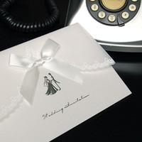 Wholesale Guaranteed100 personalized wedding invitation card