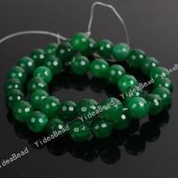 Jade green jade - 78pcs Green Natural Jade Loose Gemstone Beads Jade Beads mm Fit Diy Bead mm