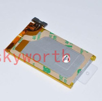 Wholesale Standard V Internal Li ion Polymer Battery for iPhone G Replacement