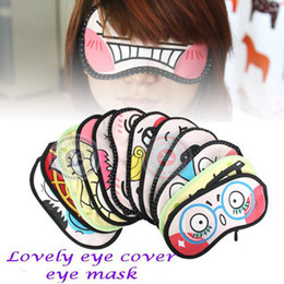 Wholesale eye mask pure cotton eye cover Sleeping Mask Health Care Eyepatch