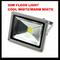 Wholesale High Power W AC V Waterproof White Warm white LED Wash Flood Light Outdoor Lighting