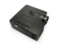 Wholesale Mini Portable LZ A LCD projector Lumen AV in quot quot Display