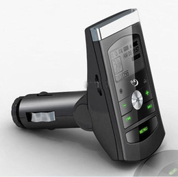 Wholesale Car MP3 Player SD USB Player FM Transmitter Audio cable H590