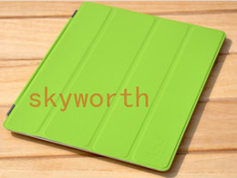 Wholesale Slim Smart Cover Magnetic Case for Ipad ipad2 New ipad ipad3 Tablet PC Stand