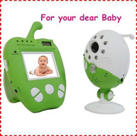 Wholesale Cute alien style inch g Wireless baby care device Portable baby Monitor Baby moniter