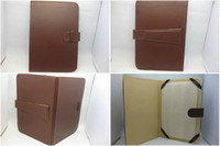 Wholesale 10 Inch Leather Case for flytouch superpad ZT180 tablet pc amp dropshipping