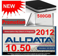 Wholesale 2012 Alldata Mitchell ATSG ElsaWin in one hdd Repair Manual software all data