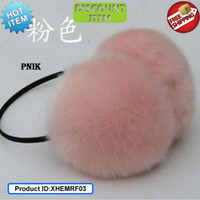 Wholesale 20Pieces Faux Rabbit Fur EarMuffs Fashion Woman Ear Muff Accessories Colthing NEW