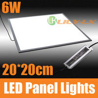 Wholesale 6W LED Panel lights cm led flat panel light AC85 V CE RoHS years warranty