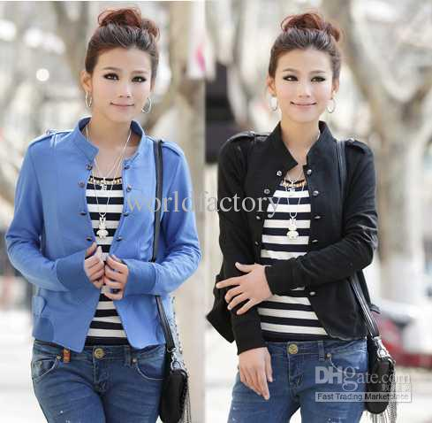 Cotton jackets for ladies – Modern fashion jacket photo blog