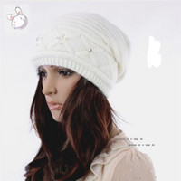Real Leather Man His-and-Hers HATS AND CAPS rabbit hair beret cap design for lady20pcs lot mix order
