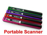 al por mayor portable scanner-Scanner nuevo Mini escáner portátil Handyscan 600dpi portátil inalámbrico LZ-415B