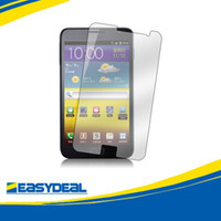Wholesale For Galaxy Note i9220 N7000 Clear LCD Screen Protector film for Samsung w Retail For Sample