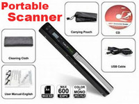 Wholesale Cheaper Mini Portable Scanner A4 size Handheld Skypix JPEG JEG scanner TSN410