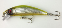 Wholesale 2012 Fishing Lures CM G mm fishing tackle lure Minnow carp bass hard Plastic japan hooks