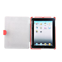 Colorful Leather Case for ipad 2 Tablet PC Cases Cover Top G...