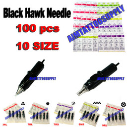 Wholesale 10 SIZE Hawk tattoo needle hawk needles