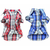 Wholesale 2012 New Arrival Fashion Pet Clothes Dog Cat Soft Cotton Shirt Dog Apparel S M L XL