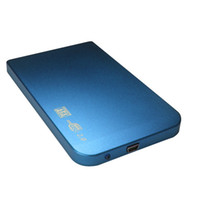 aluminum usb drive - New USB quot SATA Hard Disk Drive Enclosure Case HDD