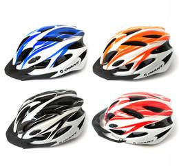 Bicycle GIANT Helmet 18 Holes A Integrated Ultralight Racing Bike Helmet Cycling