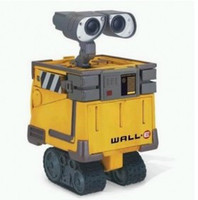 Wholesale 2012 New Arrives Transforming Wall E Toy Toys amp Hobbies Robots amp Robotics