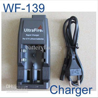 Wholesale EU US European Ultrafire WF Battery Charger for Rechargeable Battery