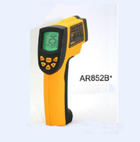 Wholesale Laser Non Contact Digital Infrared IR Thermometer AR852B Smart Sensor Infrared Thermo LCD Display