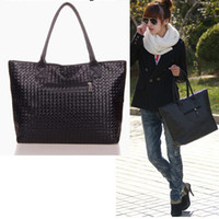 Wholesale Korean style Lady Hobo PU leather handbag shoulder bag