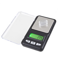 Wholesale g x g Digital Jewelry Pocket Mini Electronic Scale with retail box