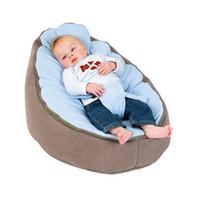 Wholesale cost hot Selling Bean Bag baby beanbag baby sleeping bean bed