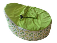 Wholesale cost new style circle bubble doomoo baby beanbag chair