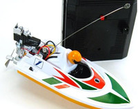 Wholesale Cool Radio Remote Control RC Mini Racing Speed Boat