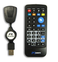 Wholesale USB PC Laptop Wireless Remote Control Media Center Controller for Vista