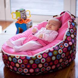 Wholesale cost doomoo bubble design baby beanbag chair