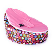 100% Cotton beanbag chair kids - disco jelly colored bubbles toddler baby bean bag chair doomoo beanbag seat kid sitting sofa beds